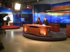 Election night at 16 WAPT News.