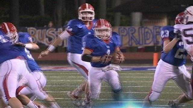 Jackson Prep senior running back is voted at the Blitz 16, BankPlus Metro Player of the Week