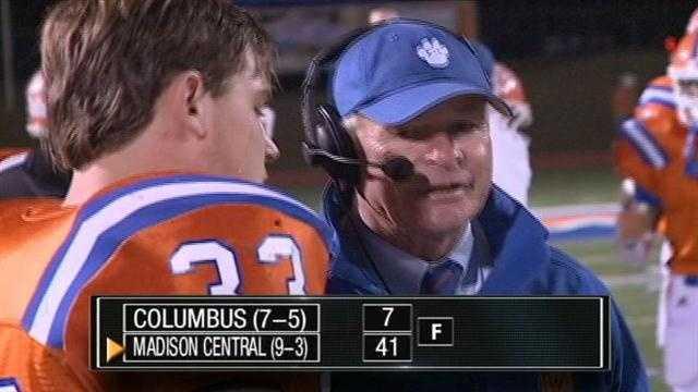 Columbus vs. Madison Central