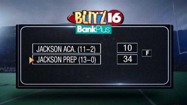 JA vs. Jackson Prep