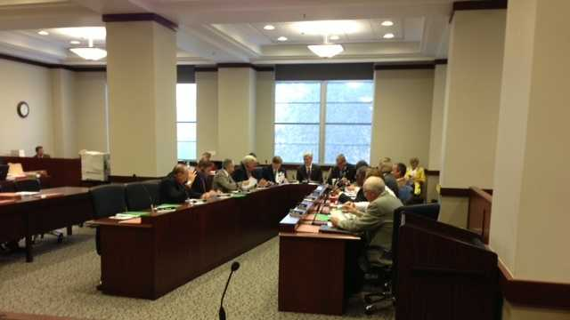 Mississippi budget meeting