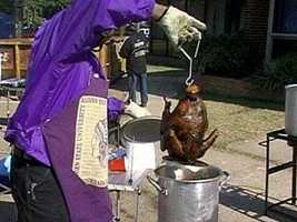 So, when did deep-fried turkey become the new holiday tradition? It apparently began in the south, America's deep fried home. Some have linked its first appearance to New Orleans chefs who injected the bird with Creole seasoning and then dipped it into a hot vat of peanut oil.