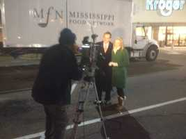 16 WAPT's Ethan Huston and Megan West go live for Turkey Drive 16.
