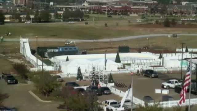 Ice rink image