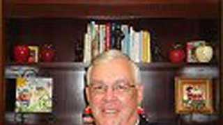 Hinds County Schools Superintendent Stephen Handley