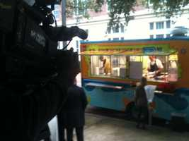 Jackson recently passed an ordinance that allows food trucks in the city.