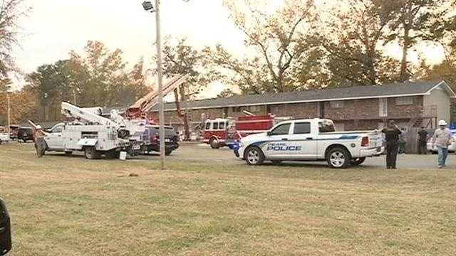 Southwind Apartment fire