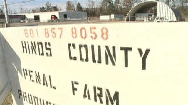Officials said the food grown at the farm is sold at the produce stand on Highway 18 in Raymond.