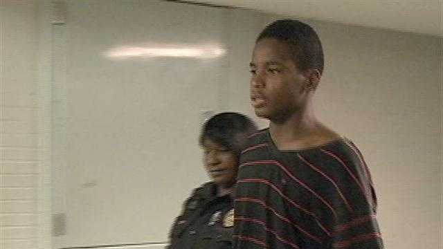Teen arrested in Presidential Hills murder