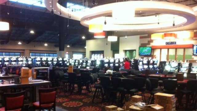 Magnolia Bluff Casino