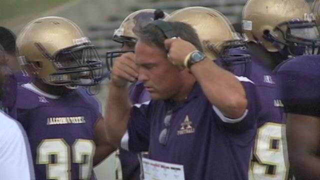 A new era begin at Alcorn State University with a historical hire