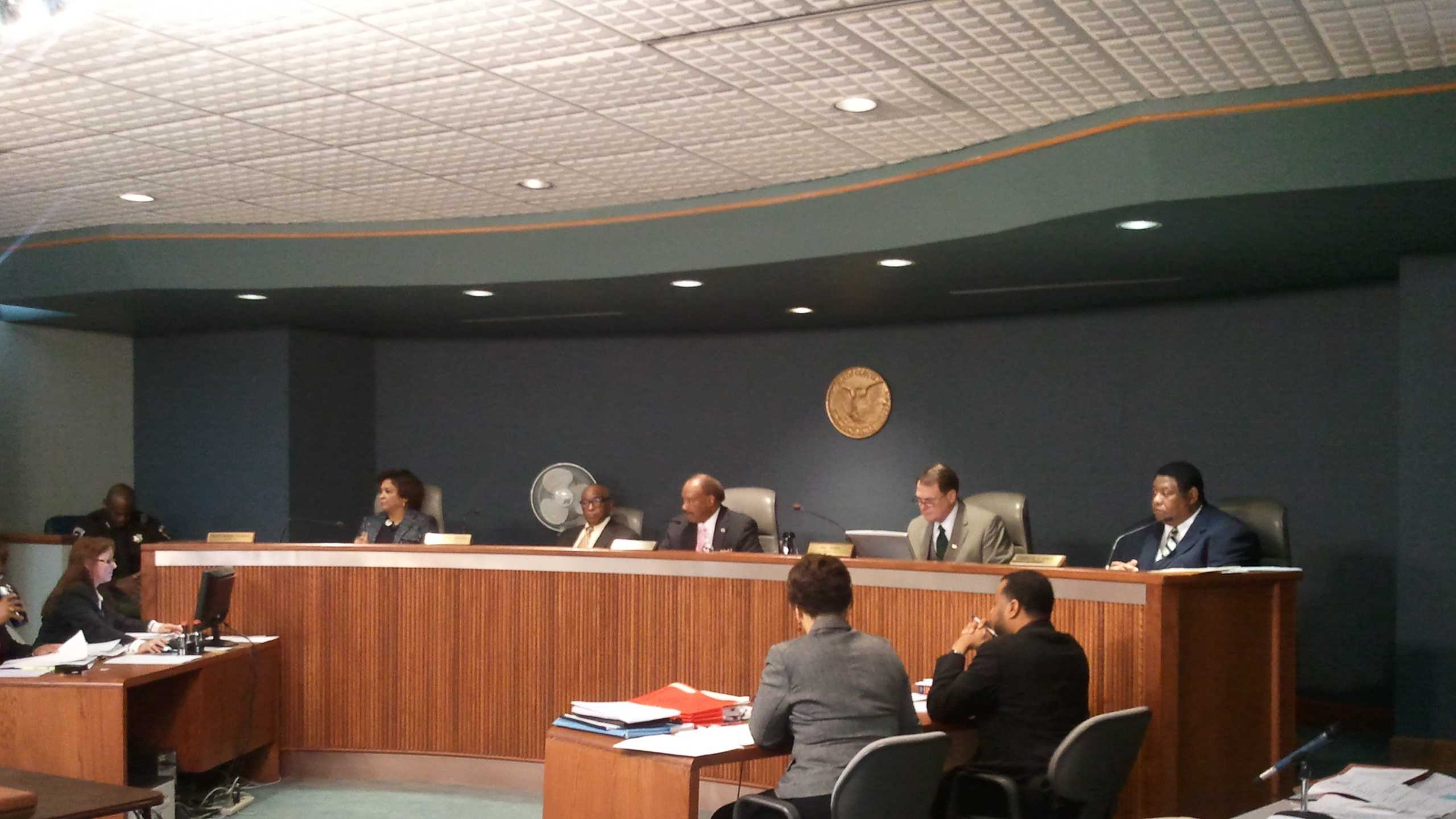 Hinds County Board of Supervisors 2
