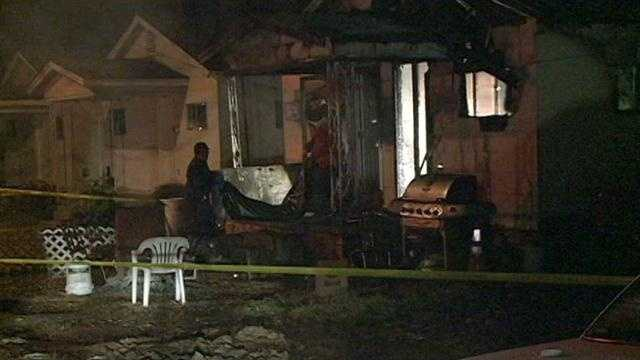 Jackson fire investigators are working to find out what caused a deadly house fire.