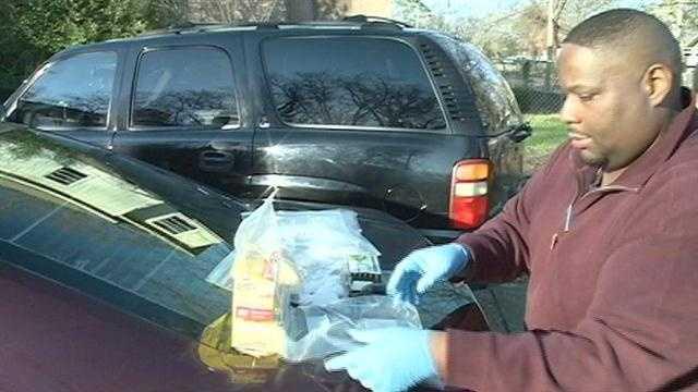 JPD drug cocaine bust