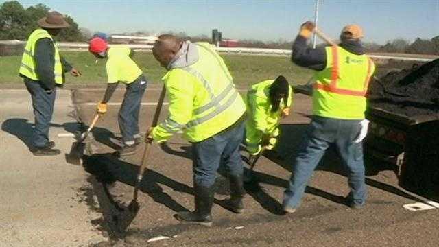 Patching potholes