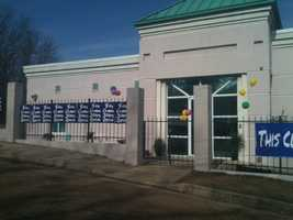 The Jackson Women's Health Organization is the only clinic in Mississippi that performs abortions.
