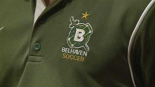 Big honor for Belhaven men's soccer