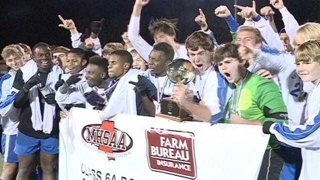 State soccer championship: Ocean Springs vs. Madison Central