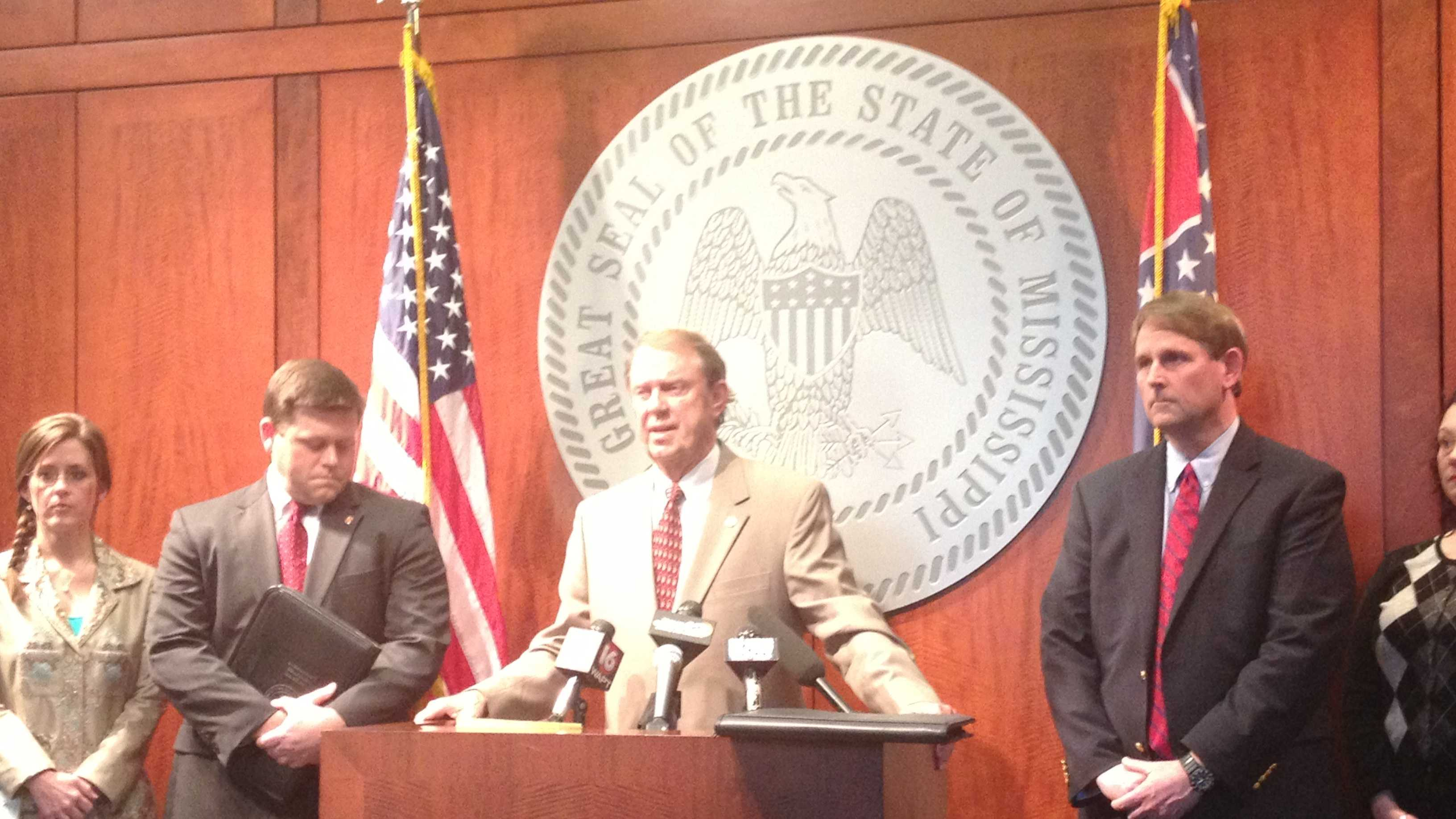 Chaney health overhaul announcement