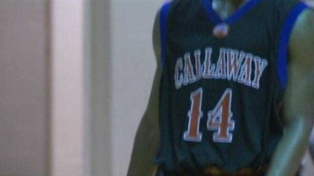 16 WAPT's Ray Coleman goes all-access with Malik Newman and the Callaway Chargers