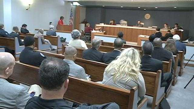 Hinds County E911 meeting