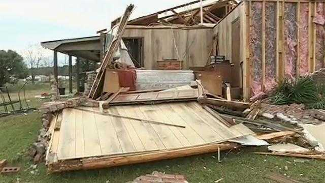 Jeff Davis tornado 1