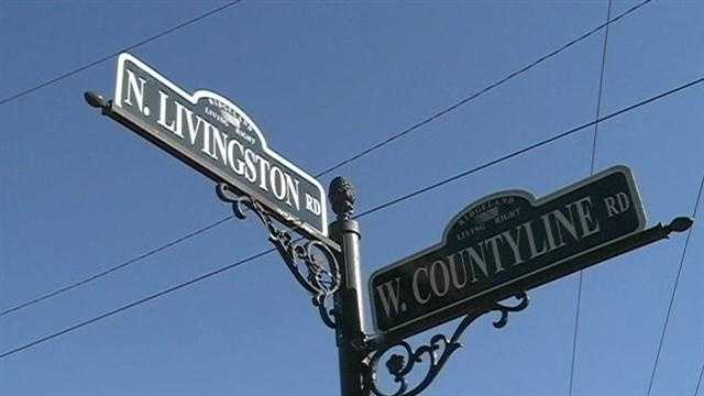 County Line & Livingston roads - img