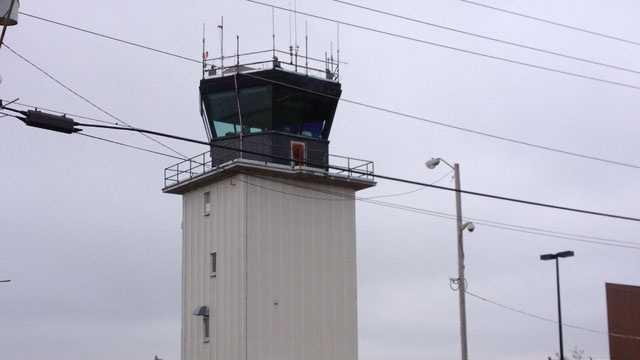 Hawkins Field Air Tower