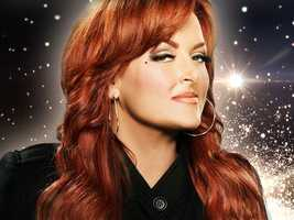 Country music superstar Wynonna Judd boasts five Grammys and is a bestselling author.