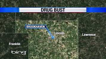 "The Mississippi Bureau of Narcotics arrests nine people, including a husband and wife, as part of ""Operation Neighborhood Watch,"" a two-month long investigation into drug activity in Lincoln County."