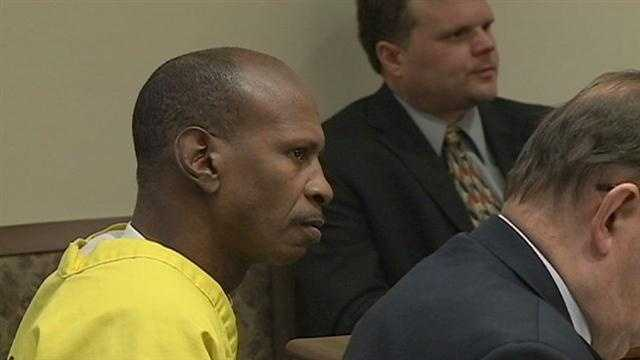 A man convicted of killing a woman during a high speed chase got handed a hefty sentence.