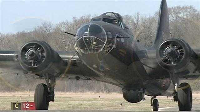 B17 flyover