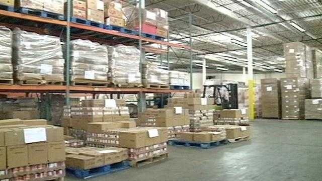 Mississippi Food Network, Food Pantry
