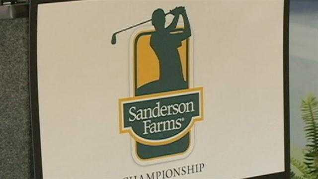 Sanderson Farms Championship new name for Miss. PGA tourney