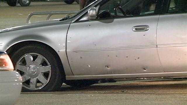 JPD: Man shot, drives himself to Walmart