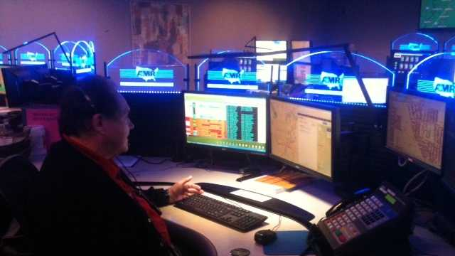 AMR dispatcher honored