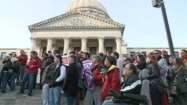 Gay marriage vigil