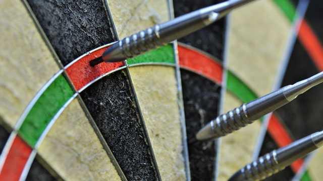 darts dart board