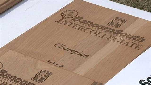 MSU laps field en route to tournament title at Bancorp South Intercollegiate