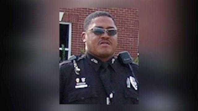 JPD Officer Thomas Catchings died after a carjacking suspect shot him in March 2005. The city later honored Catchings by naming a street in his honor.