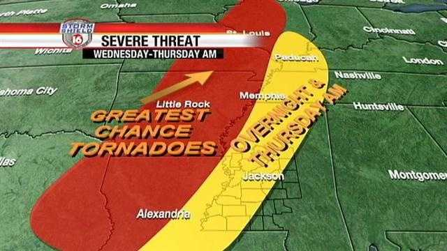 severe wx threat thursday gfx