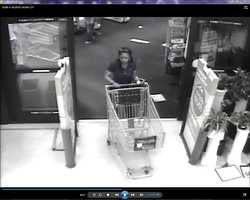 Police say a woman reported her wallet stolen and credit card taken on March 11, and police suspect this woman in connection with the case.