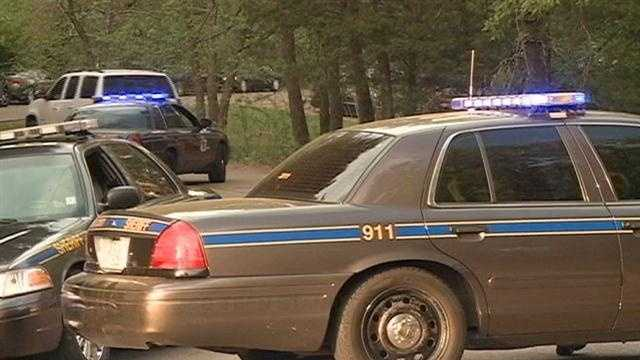 Hinds County standoff