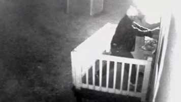 Jackson police release surveillance photos of men they say broke into and burglarized a house.