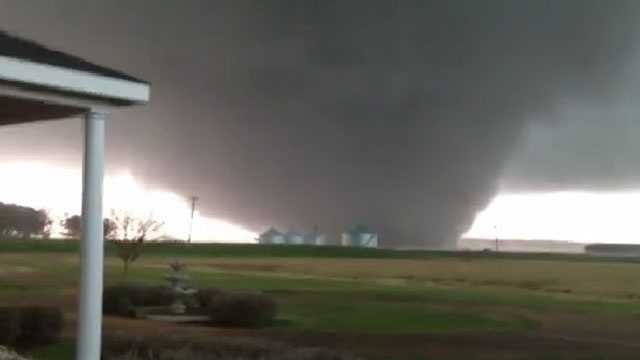 Video of tornado in Noxubee County from Tony Sudduth, son of 4-County Electric Power Association employee Tammy Sudduth, shot in the area of Prairie Point and Deerbrook roads. Click here to watch the video.