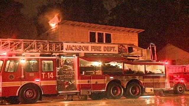 The Jackson Fire Department is investigating an early morning house fire.