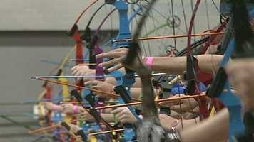 The competition was held Tuesday and Wednesday at the Kirk Fordice Equine Center at the Mississippi State Fairgrounds.