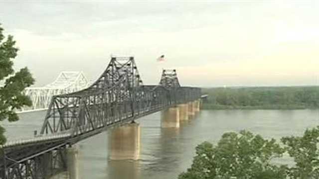 Mississippi River Vicksburg 04.25.13