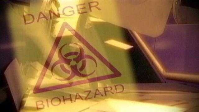 Poison, Biohazard generic