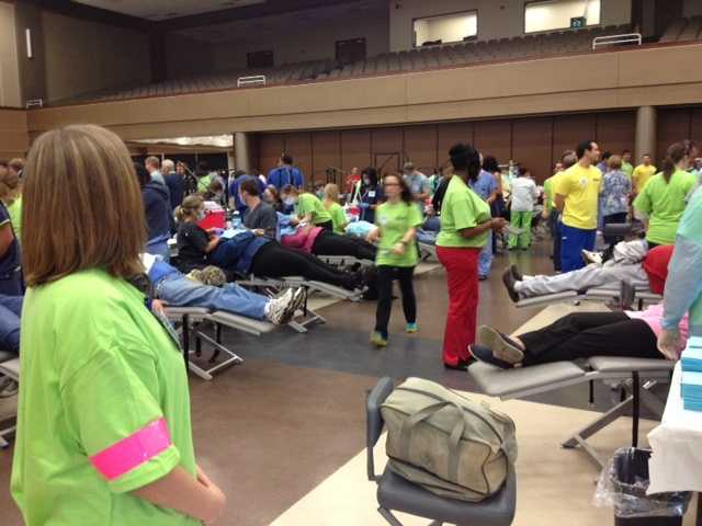 Local dentists and UMC students team up for the Mission of Mercy project.